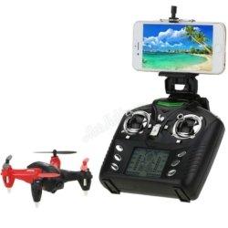 Радиоуправляемый квадрокоптер WL toys с камерой WIFI FPV